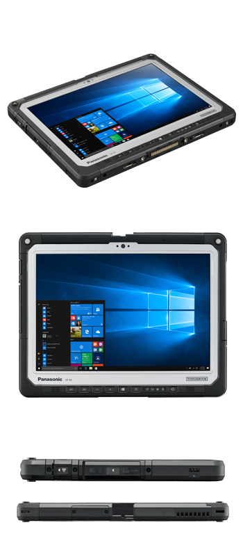 Toughbook CF-33 Tablet Only Views
