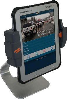Panasonic Toughbook Desktop/Vehicle Port Replication and Docking