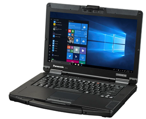 Panasonic Toughbook FZ-55 - Thin and Light Rugged Latops