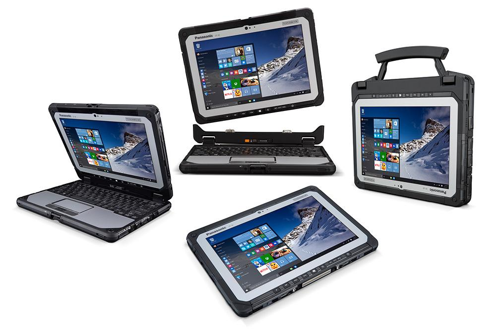 Panasonic Toughbook CF-20 Detachable Tablet