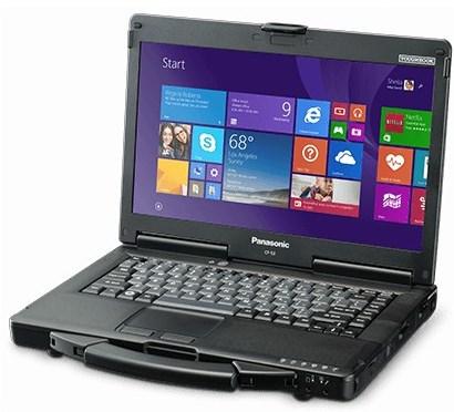 "Panasonic Toughbook CF-53 14"" Laptop"