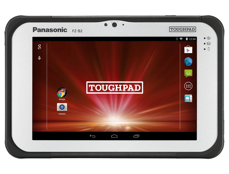 "Panasonic Toughpad FZ-B2 7""  Android  Tablet"