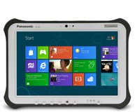 Toughbpad FZ-G1 at MRuggedMobile.com 877-870-3806