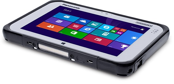 Toughpad FZ-M1 7 Inch Rugged Windows Tablet