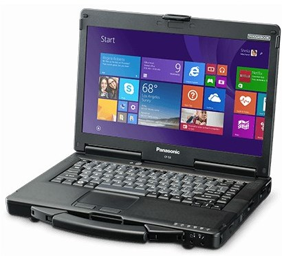 Panasonic Toughbook CF-53 specs