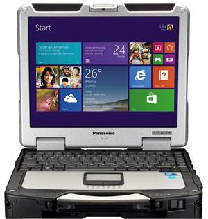Panasonic Toughbook CF-31 mk5