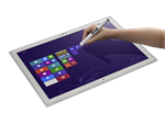 "Panasonic Toughpad 4K UT-M 20"" Tablet Computer Base Model"
