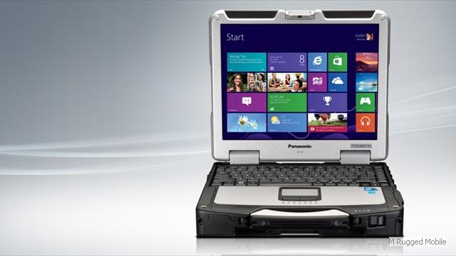 Toughbook 31 mk5 - Rugged 13.1 Inch 1200 nit Touchscreen Windows Laptop