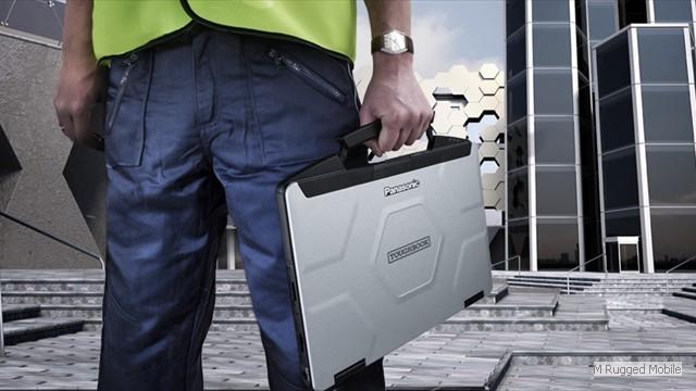 Toughbook 54 mk1 - Semi Rugged 14 Inch HD or FHD Widescreen Windows Laptop Optional 1000 nit Touchscreen