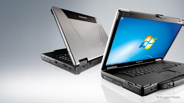 Toughbook 52 mk5 - Semi Rugged 15.4 Inch WUXGA Widescreen Windows  Laptop