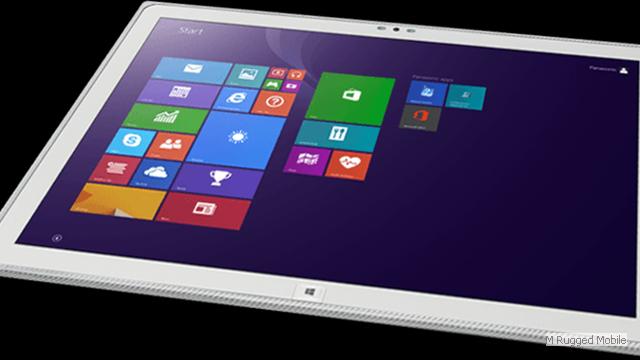 Toughpad 4K - Business Rugged 20 Inch i5 4K Windows Tablet i7 Option