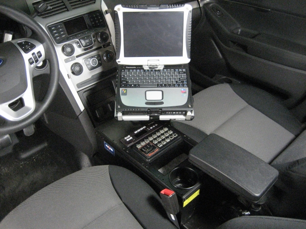 Vehicle Mounting - Complete Solutions to safely mount your laptop or tablet