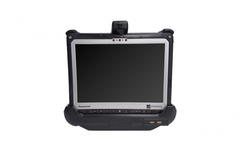 Panasonic CF 33 Mount as a Tablet