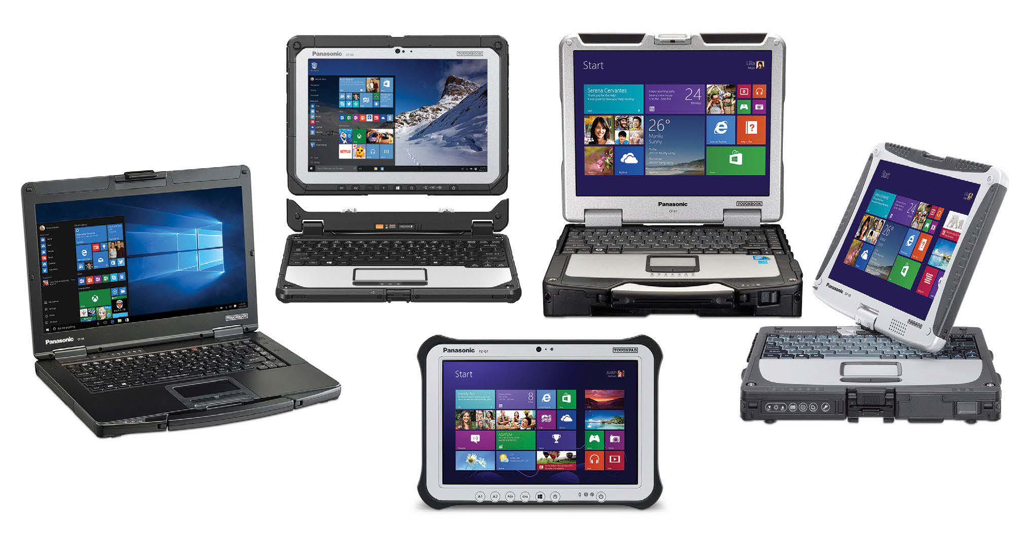 Panasonic Toughbook Public Safety Bundles