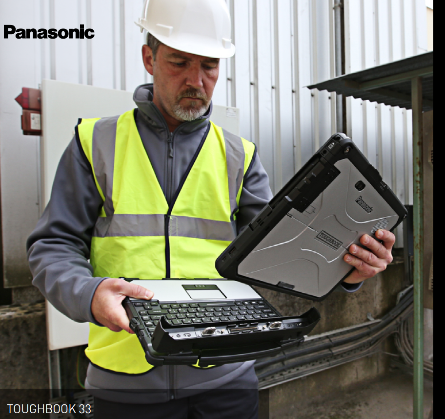 Panasonic TOUGHBOOK CF 33 Premium Keyboard CF-VEK331LMP