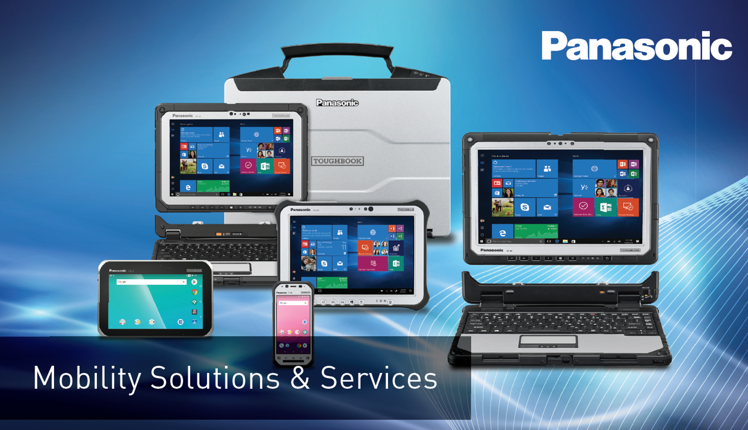 Toughbook Family