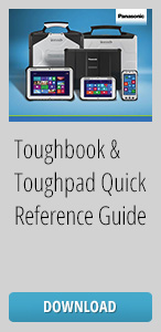Panasonic Toughbook Toughpad Quick Reference Guide
