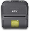 "Brother Ruggedjet 4"" Ticket Receipt Mobile Printer"