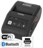 "RuggedJet™ 3 Series 3"" Thermal Printer"