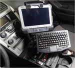 TOUGHBOOK FZ-G1 Vehicle Mounting