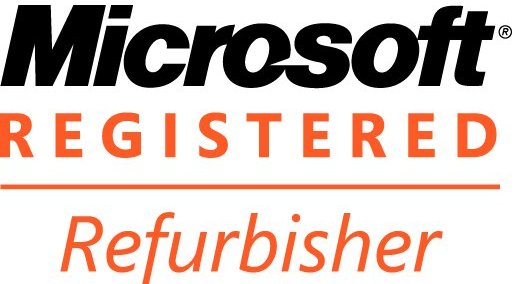 Microsoft Registered PC Refurbisher