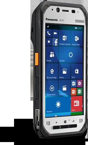 Panasonic Toughpad FZ-F1 Handheld