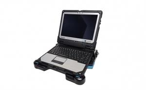 Panasonic CF-33 Laptop Docking Station in Vehicle Mount