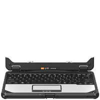 Toughbook CF-33 Premium Keyboard with I/O