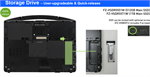 TOUGHBOOK 55 Removable Storage 512GB SSD